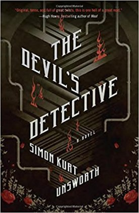 Devil's Detective book cover